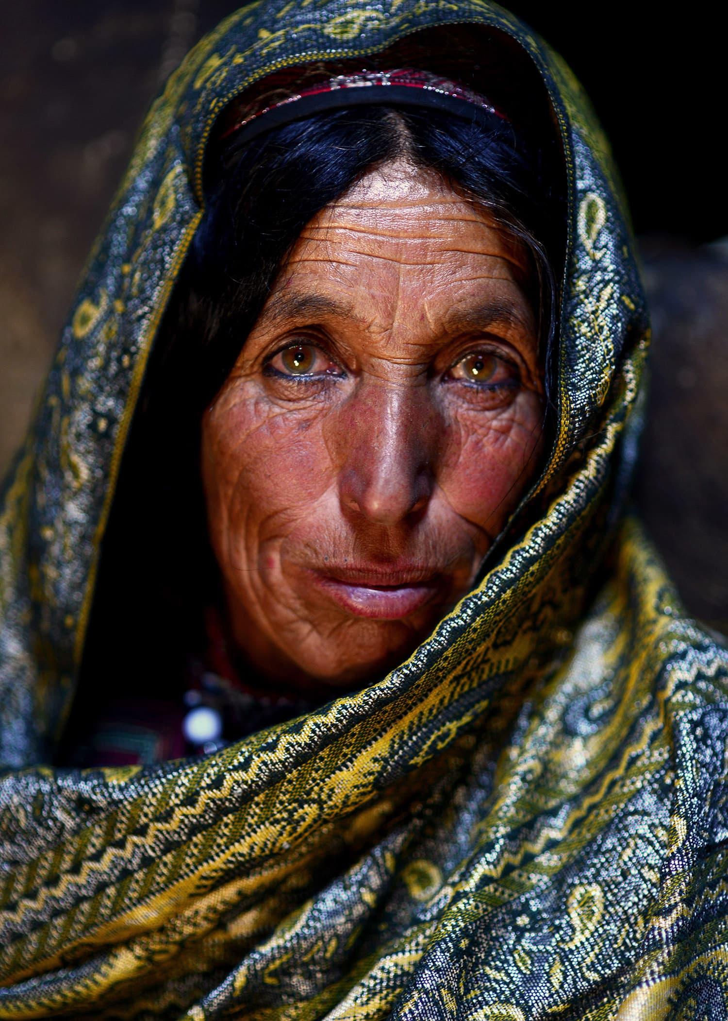 Khushal Begum.