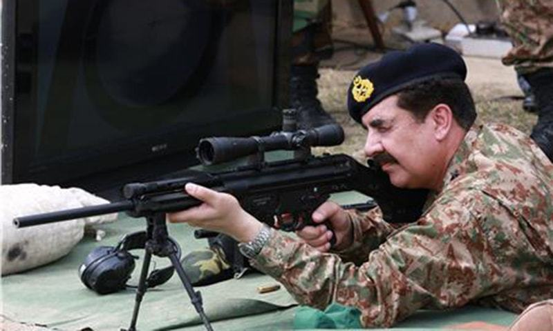 How well do you know Pakistan's military operations?