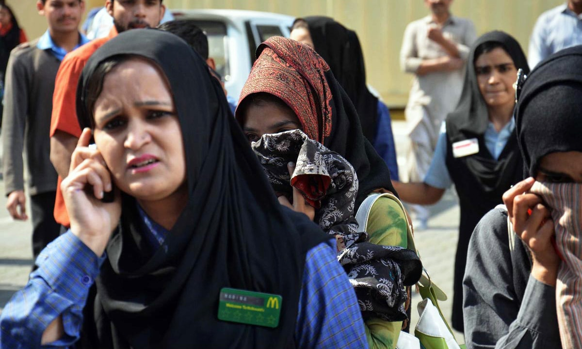 'They're hitting close to our homes this time' — fear grips Lahore citizens