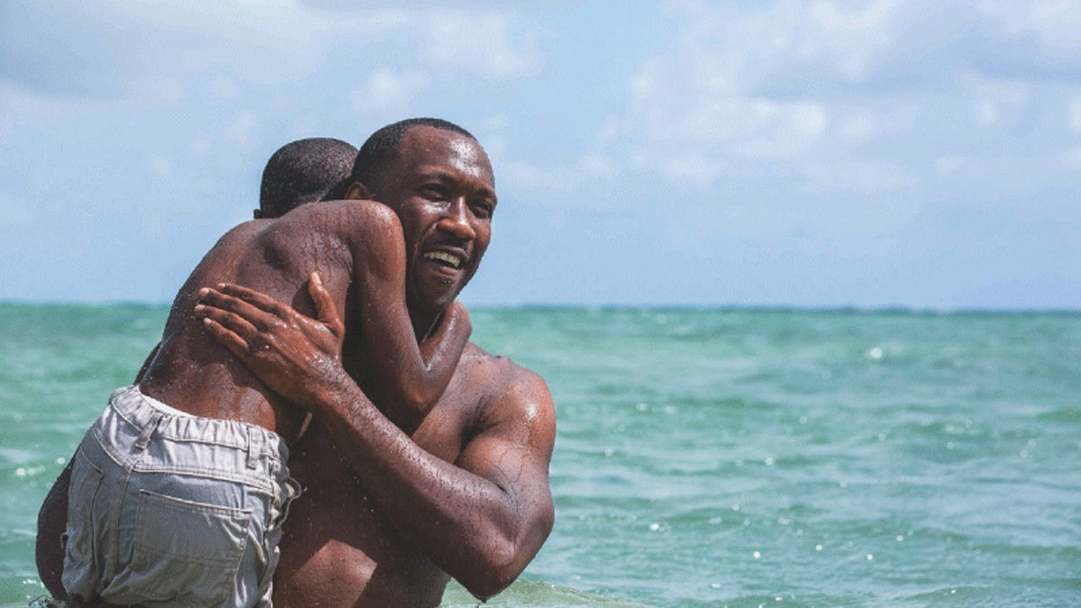 Moonlight is one of the African-American films nominated at the Oscars this year