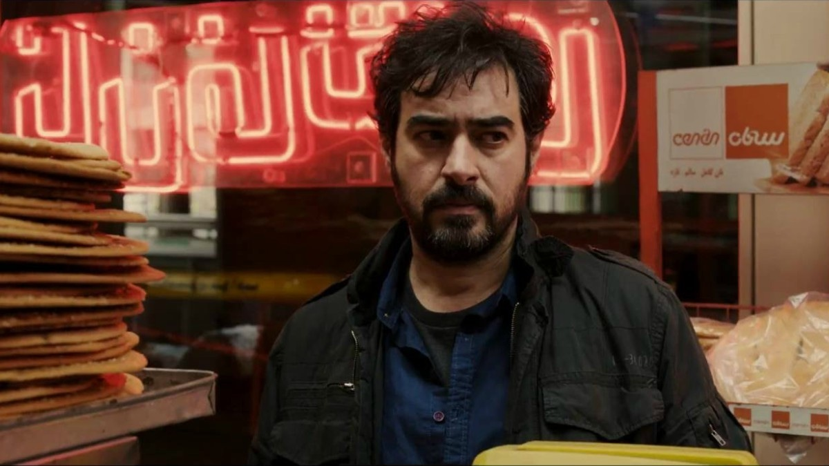 In the Foreign Language Film category, awarding The Salesman is the perfect answer to Trump's proposed travel ban