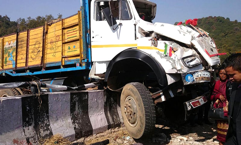 16 killed, 50 injured as truck overturns in northeast India