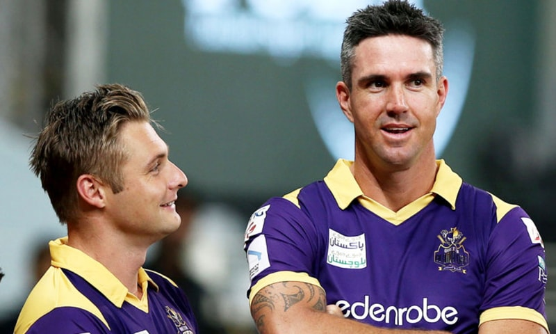 Quetta's two main foreign players refused to play the Pakistan legs.