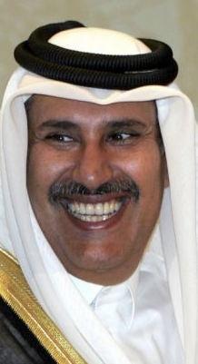 Prince Jassim — Reuters