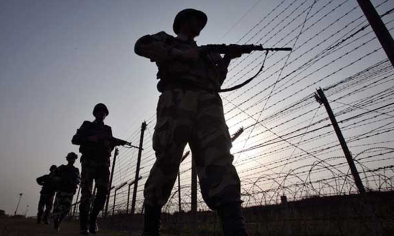 Pakistani, Indian forces exchange fire across LoC: ISPR