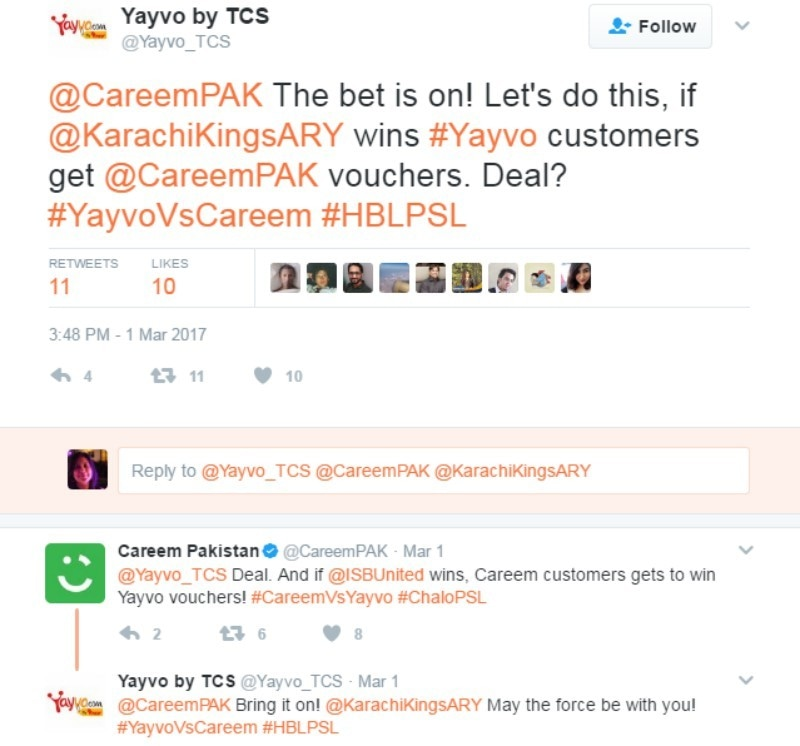 This Karachi Kings fan won Rs15000 in a bet against Careem - Style