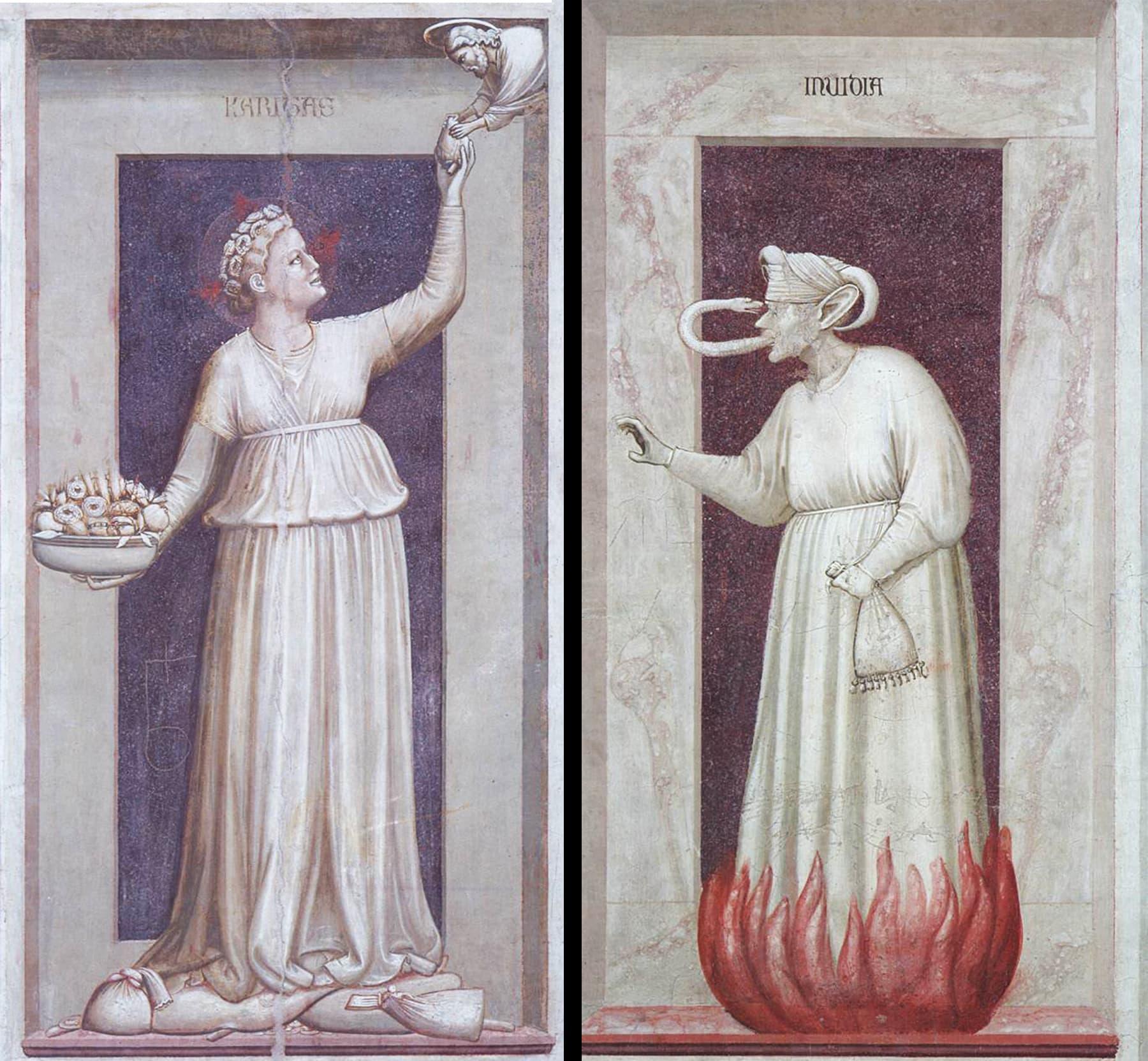 """""""زندگی گزارنے کے افضل اعمال اور برائی""""، حسد کی آگ میں جلنے کی برائی اور صدقہ و خیرات کی اہمیت کو ظاہر کیا گیا ہے۔"""