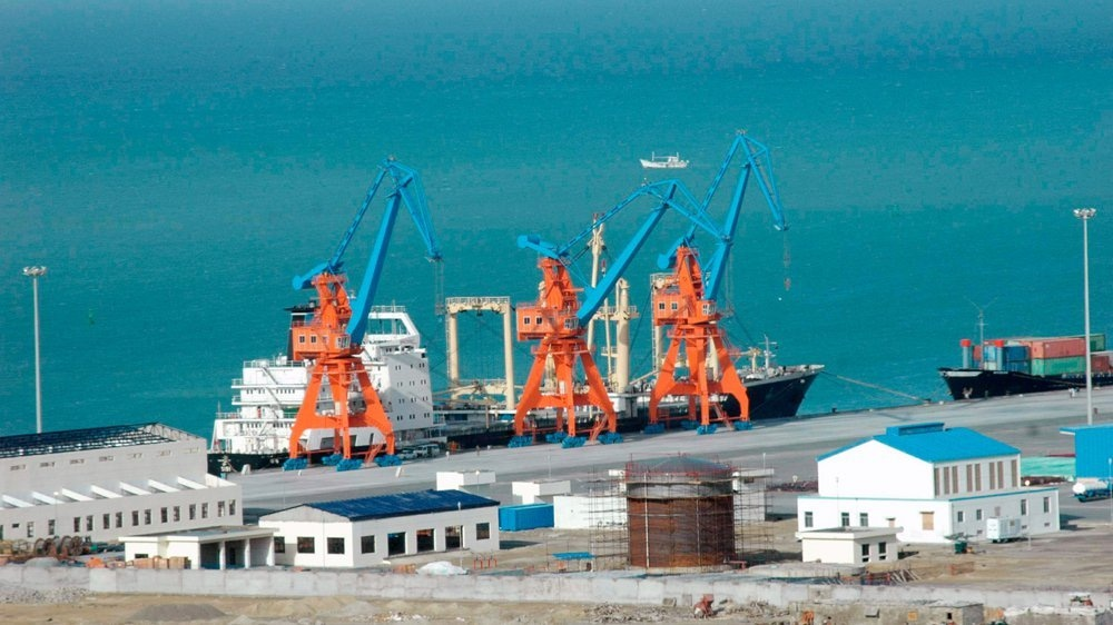 Gwadar port set to go operational| AFP