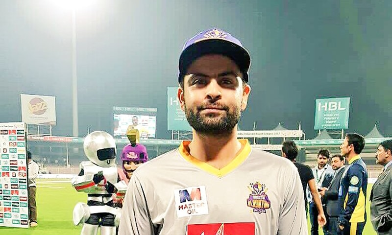 People dismissed Quetta Gladiators as underdogs, yet here we are: Ahmed Shehzad