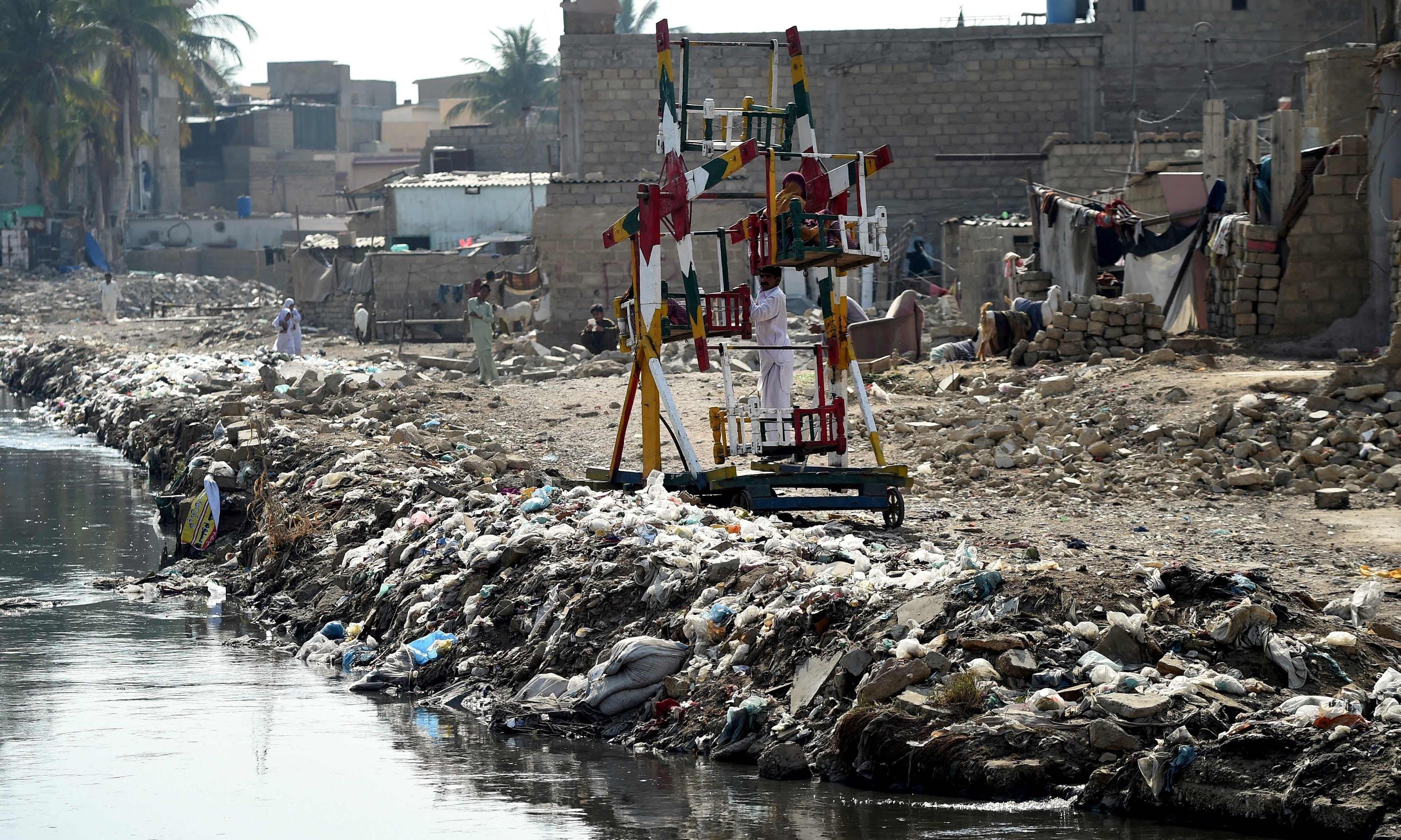 Karachi'