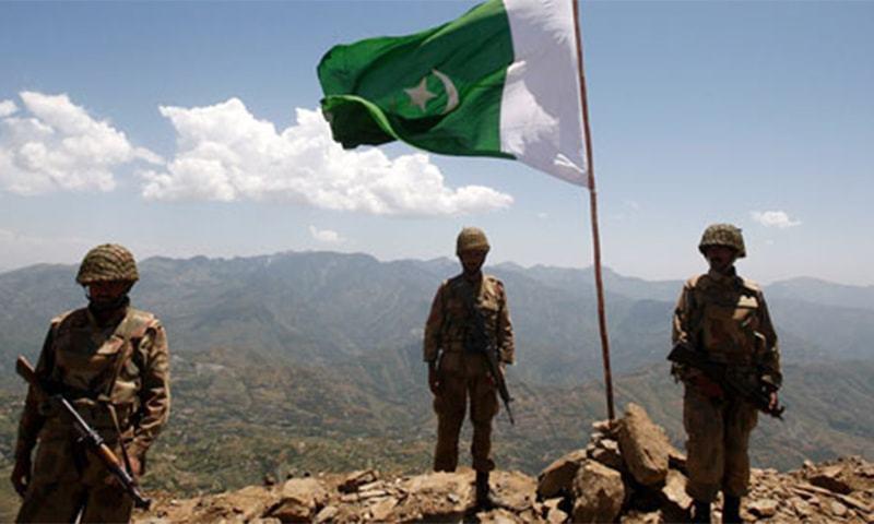 Five soldiers slain in militant attack along Pak-Afghan border