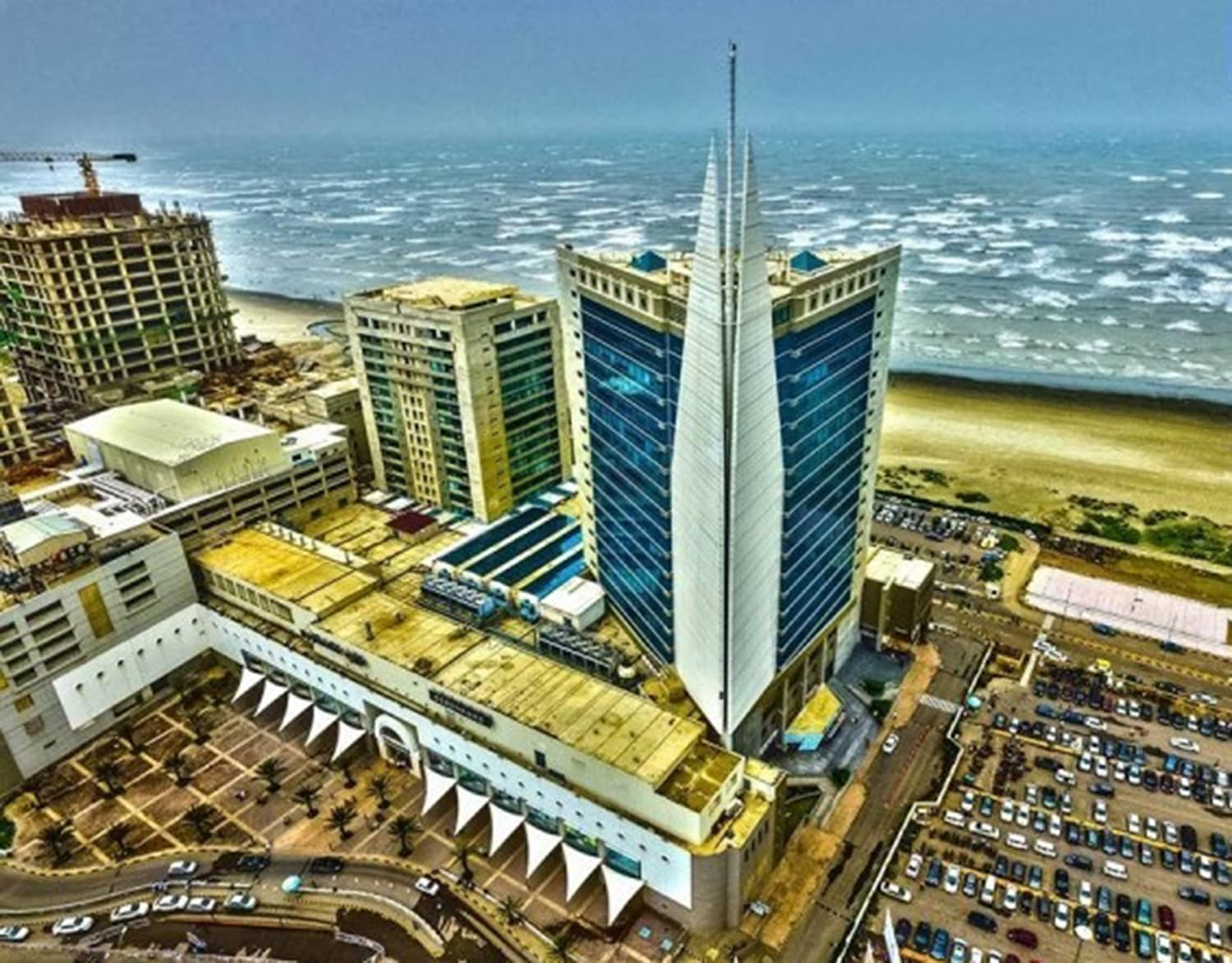 Karachi: Pakistan's economic hub. (Pic: B-Cube)