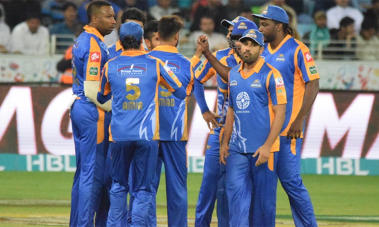 Karachi's premier league team, Karachi Kings. Total worth of the team is $26 million.