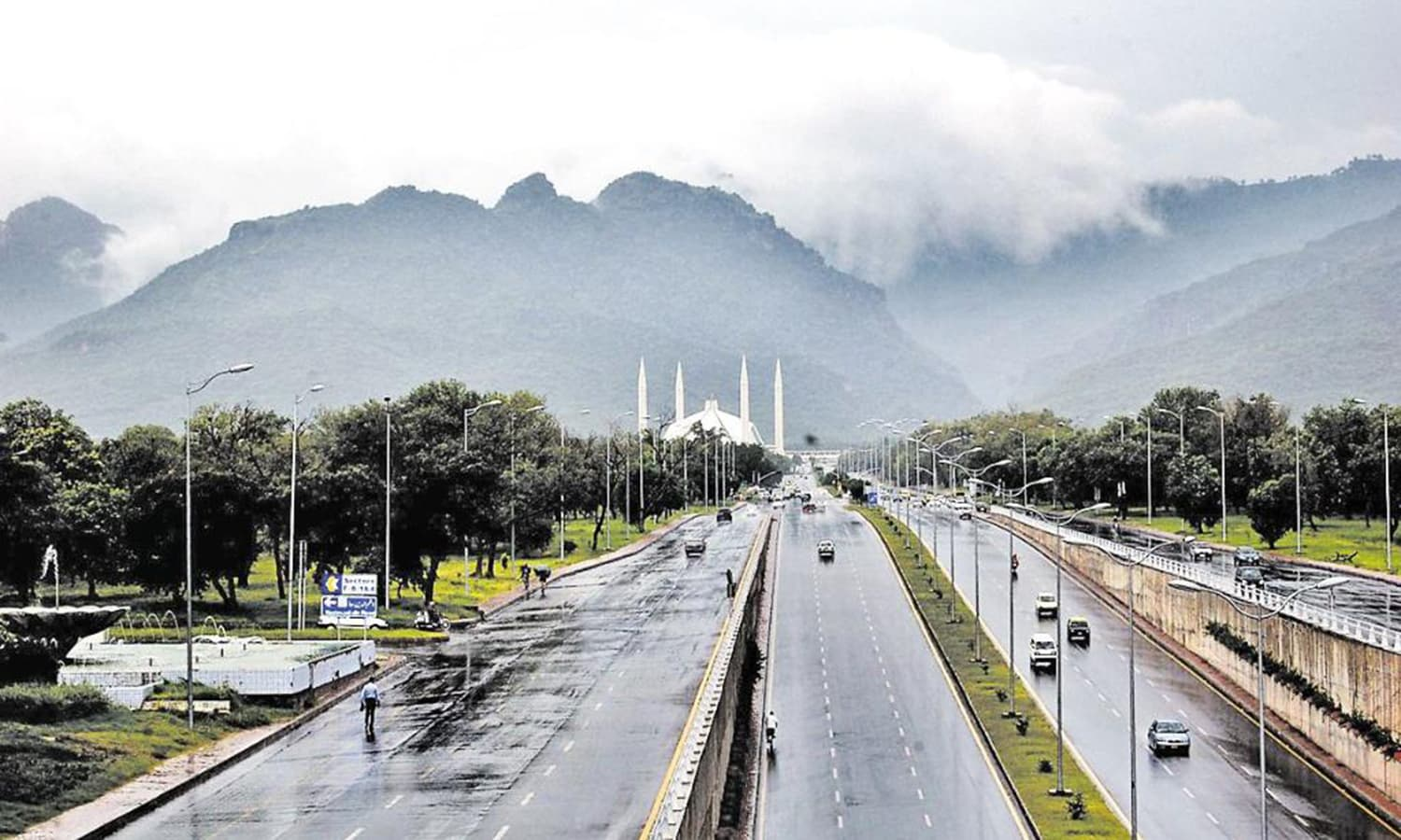 Islamabad: The capital of Pakistan. (Pic: Mangobaaz)