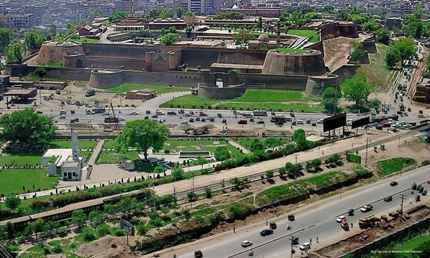 Peshawar: The ancient frontier city of Pakistan. (Pic: TCKP)