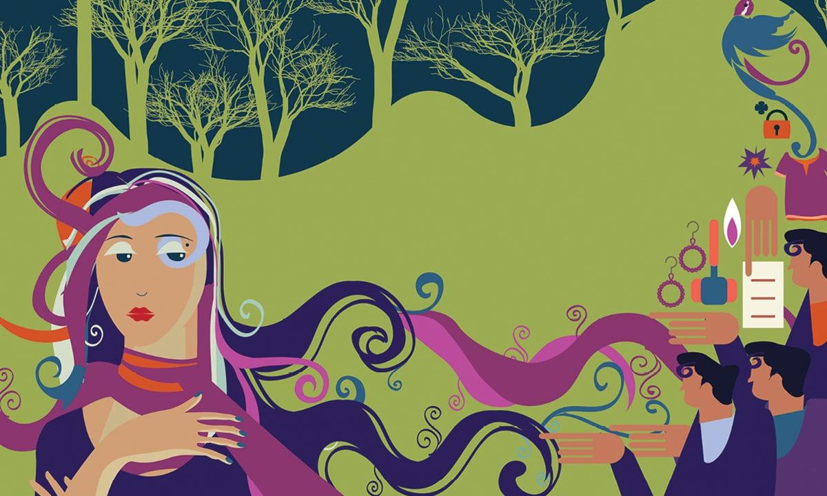 Illustrations by Zehra Nawab