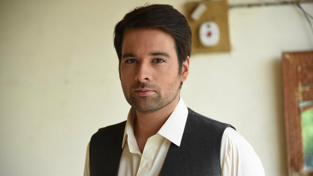 Mikaal Zulfikar was not the conventional romantic hero as Aurang