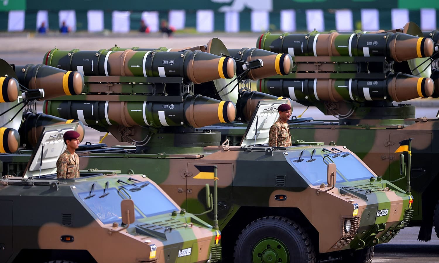 Army inducts Chinese-built air defence system to its arsenal