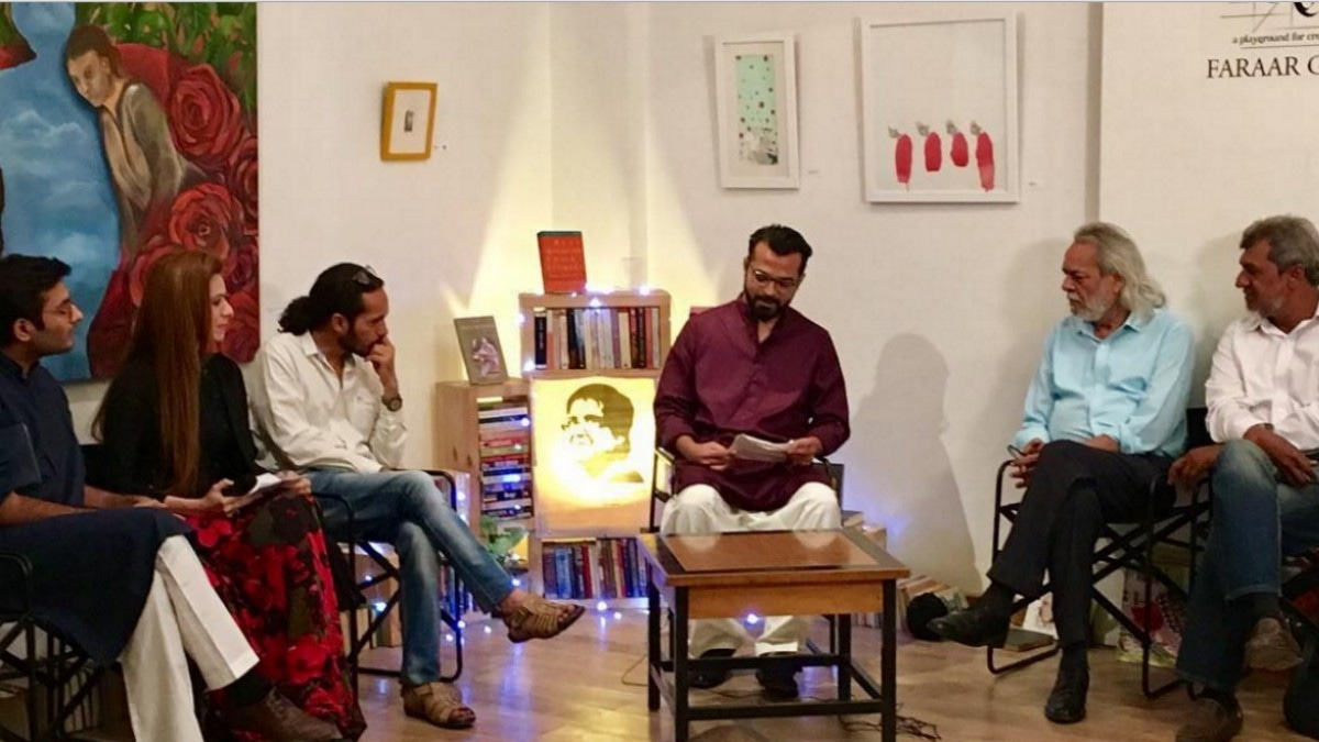 T2F hosts recital for emerging Urdu poets
