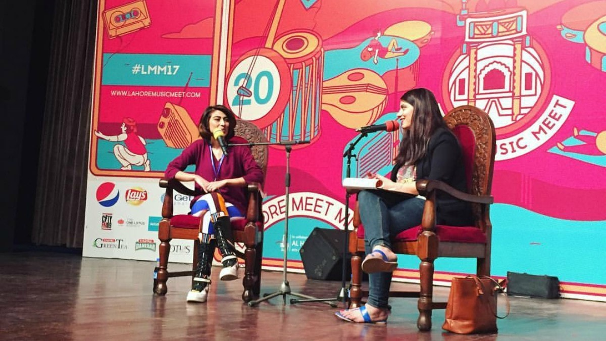 Meesha Shafi talks Coke Studio