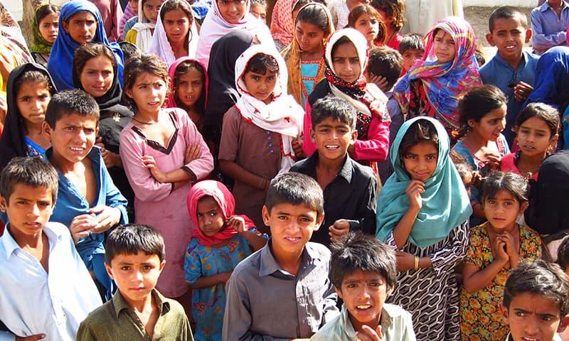 Pakistan's 6th census: A third sex, nine languages, many faiths