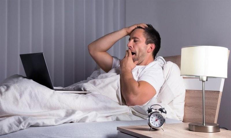 نیند کا خراب شیڈول ذہنی صحت کے لیے تباہ کن