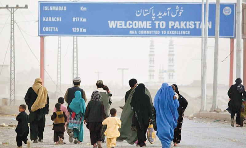 Pakistan's Afghan border closures are a mirror of America's 'Muslim ban'