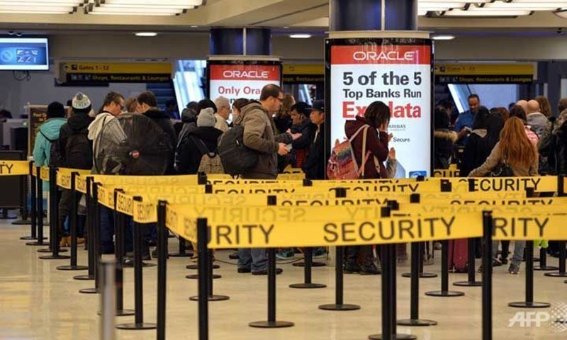 US airports searching Muslim travellers' cellphones