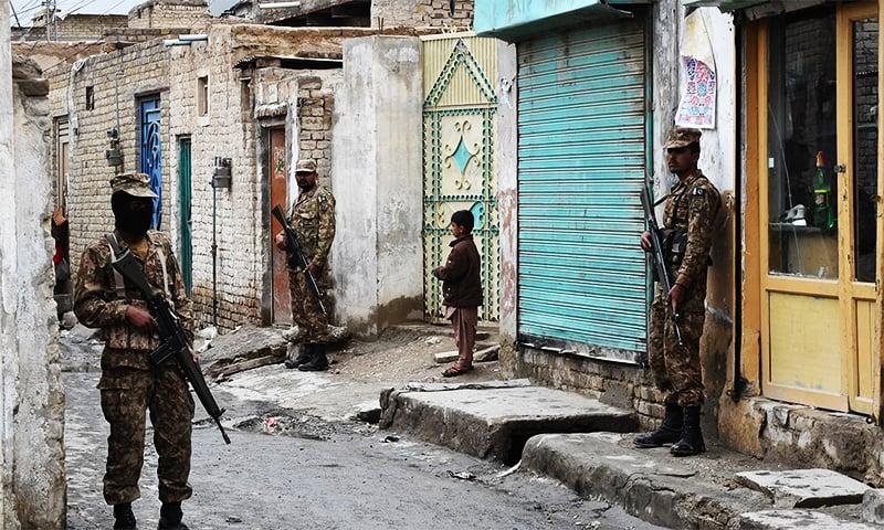 In pictures: Census teams go door-to-door for Pakistan's first nationwide headcount in 19 years