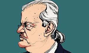 Man of law: Raza Rabbani