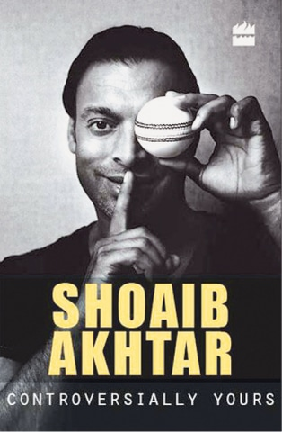 The launch of Shoaib Akhtar's autobiography in India was marred by ruckus as some Indian fans did not take too kindly to some remarks made in the book about Sachin Tendulkar