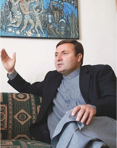 Mansoor Ali Shabab