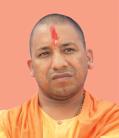 YOGI Adityanath is known for anti-Muslim rhetoric.