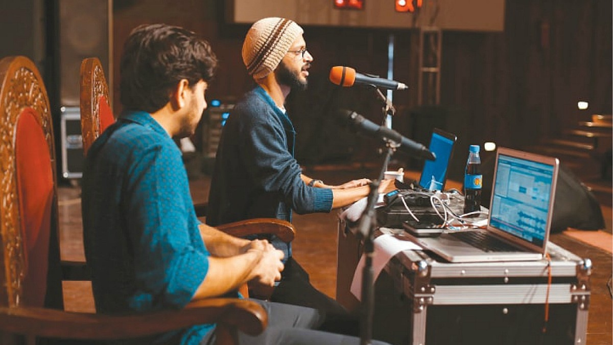 Daniel Arthur Panjwaneey and Ziyad Habib