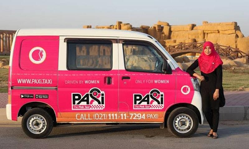 Hail a Paxi