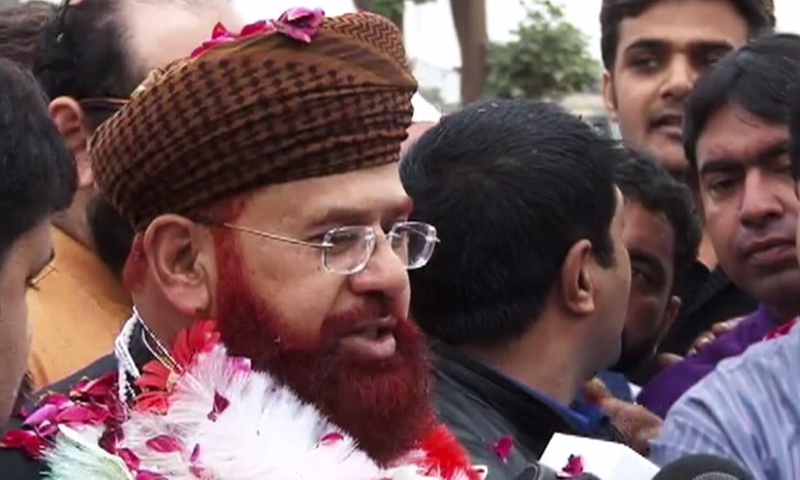 The IHC acquitted the former federal minister for religious affairs in the Haj corruption case on March 20.— DawnNews