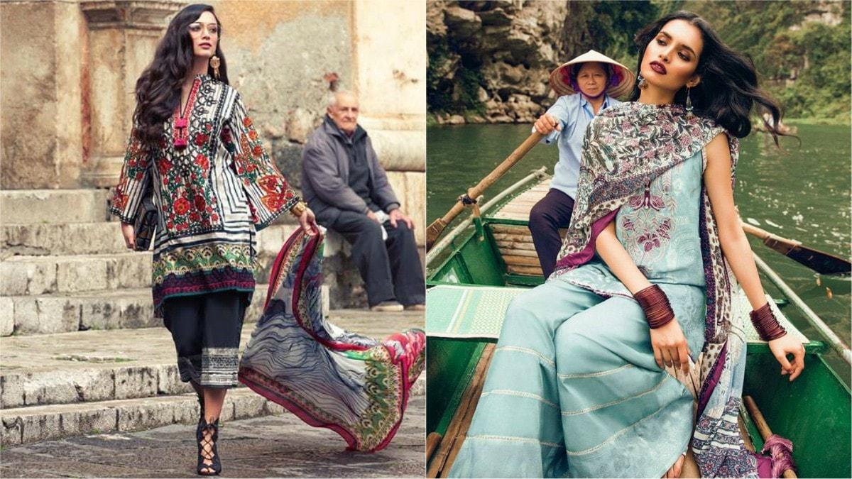 From L-R: Faraz Manan and Zara Shahjahan