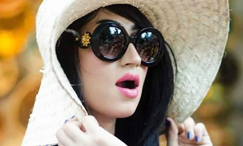 The murder of social media celebrity Qandeel Baloch at the hands of her brother drew the world's attention to the culture of 'honour' killing in Pakistan | Dawn file photo