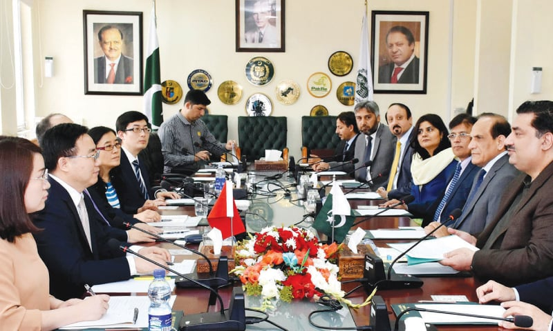 CPEC: Looking a gift horse in the mouth
