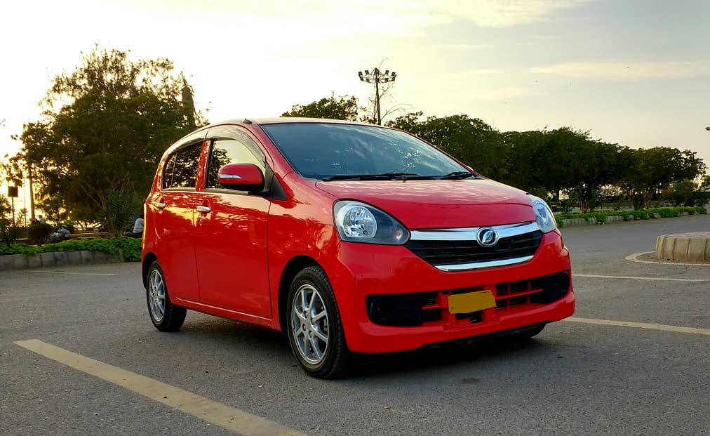 Why I Ditched The Suzuki Cultus For A Daihatsu Mira Pakistan