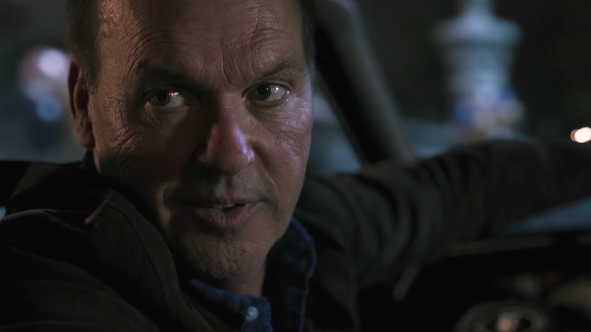 Michael Keaton takes on the role of the Vulture