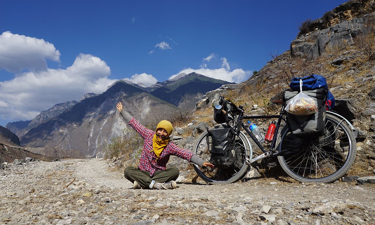 Life cycle: The marvels of travelling through Pakistan by cycle