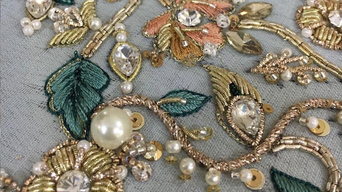 Sneak peek at Asifa & Nabeel's bridal collection showcasing at BCW '17.