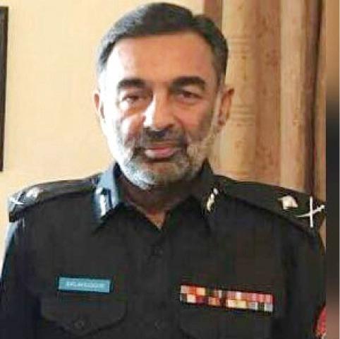 Salahuddin Khan Mehsud