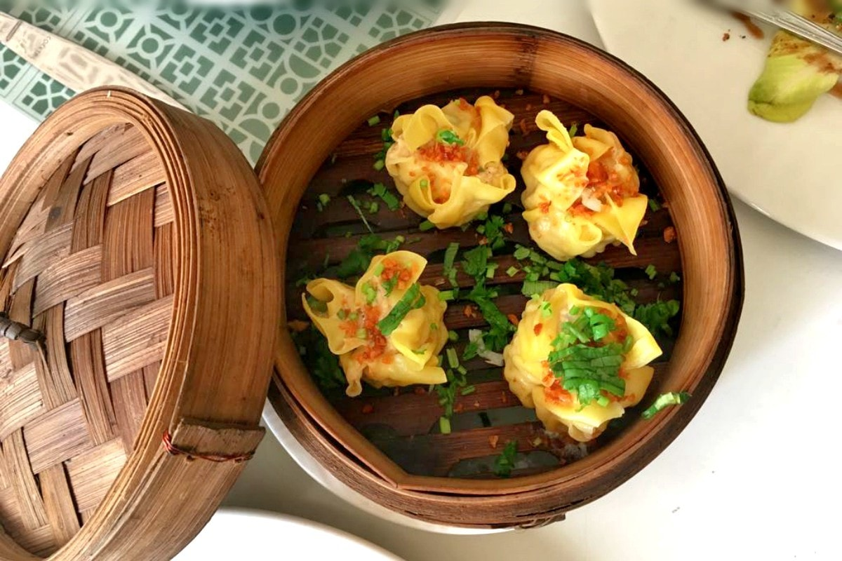 The dim sum wil be a favourite of the Asian food lover!