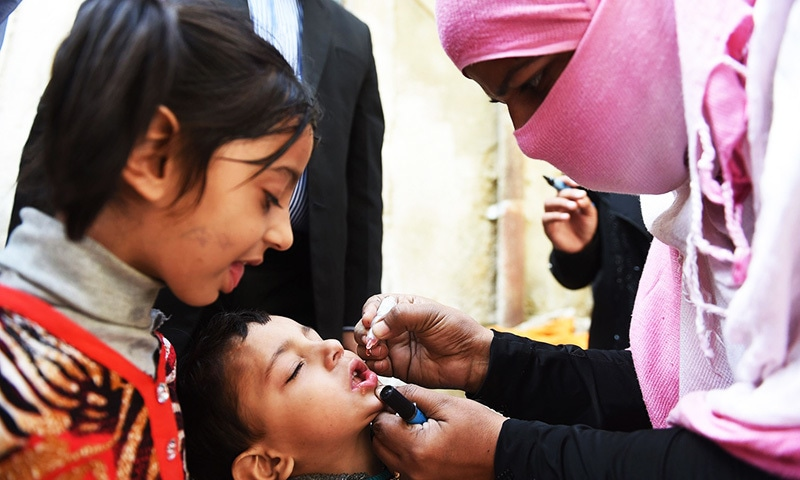 Polio refusal cases among well-educated people baffle officials