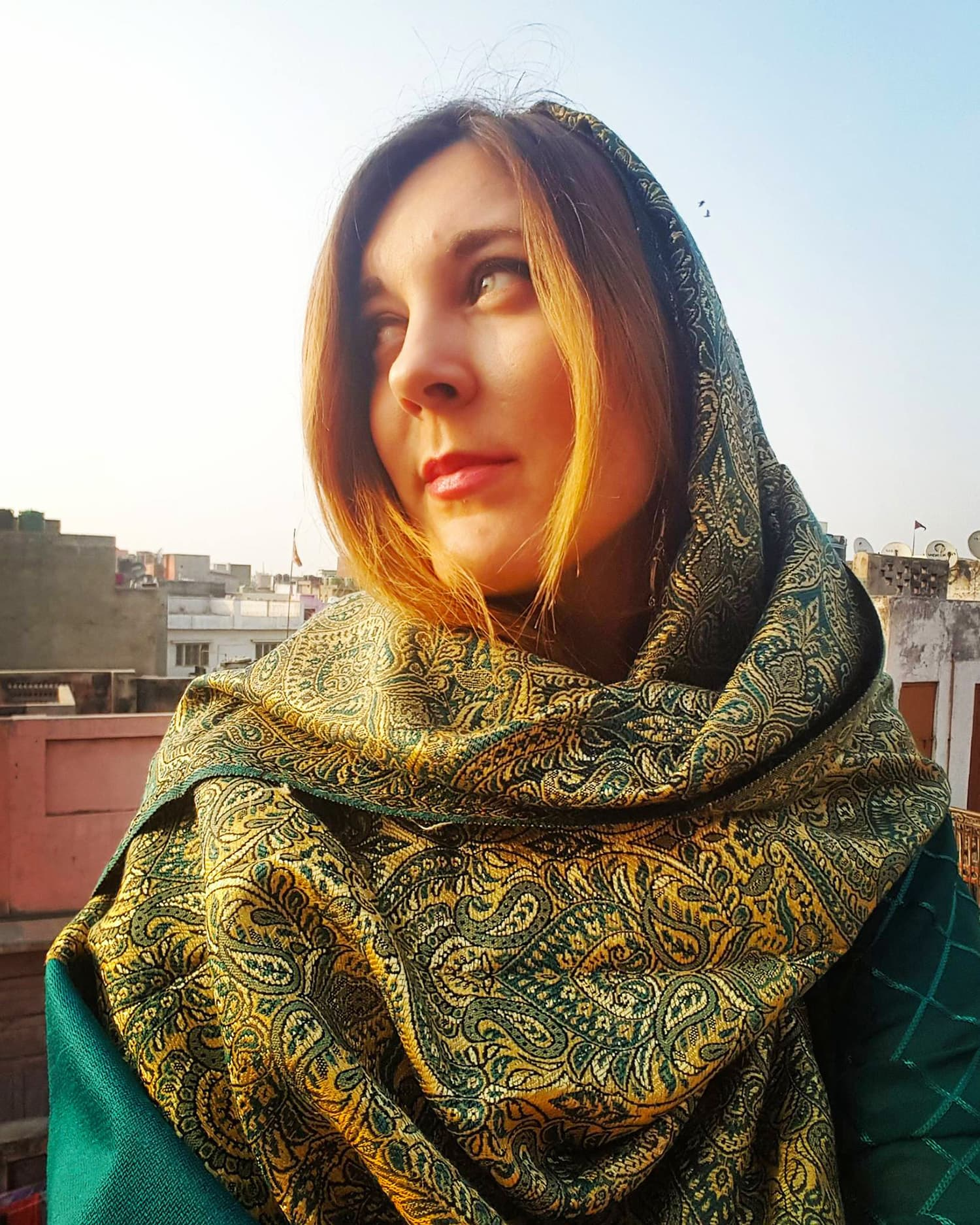 I am obsessed with shawls.