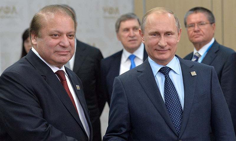 Are Pakistan and Russia forming an alliance? Not without China, says expert