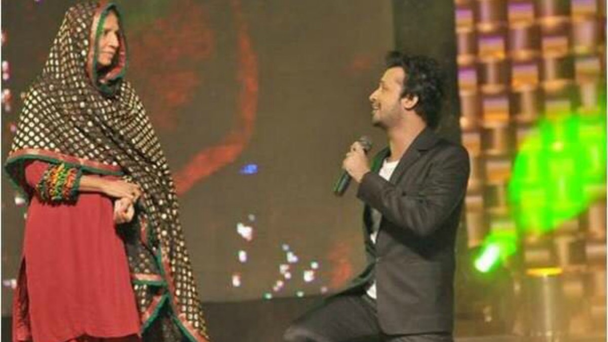 Frieha is the brains behind many LSA iconic moments like Atif Aslam's tribute to Reshma