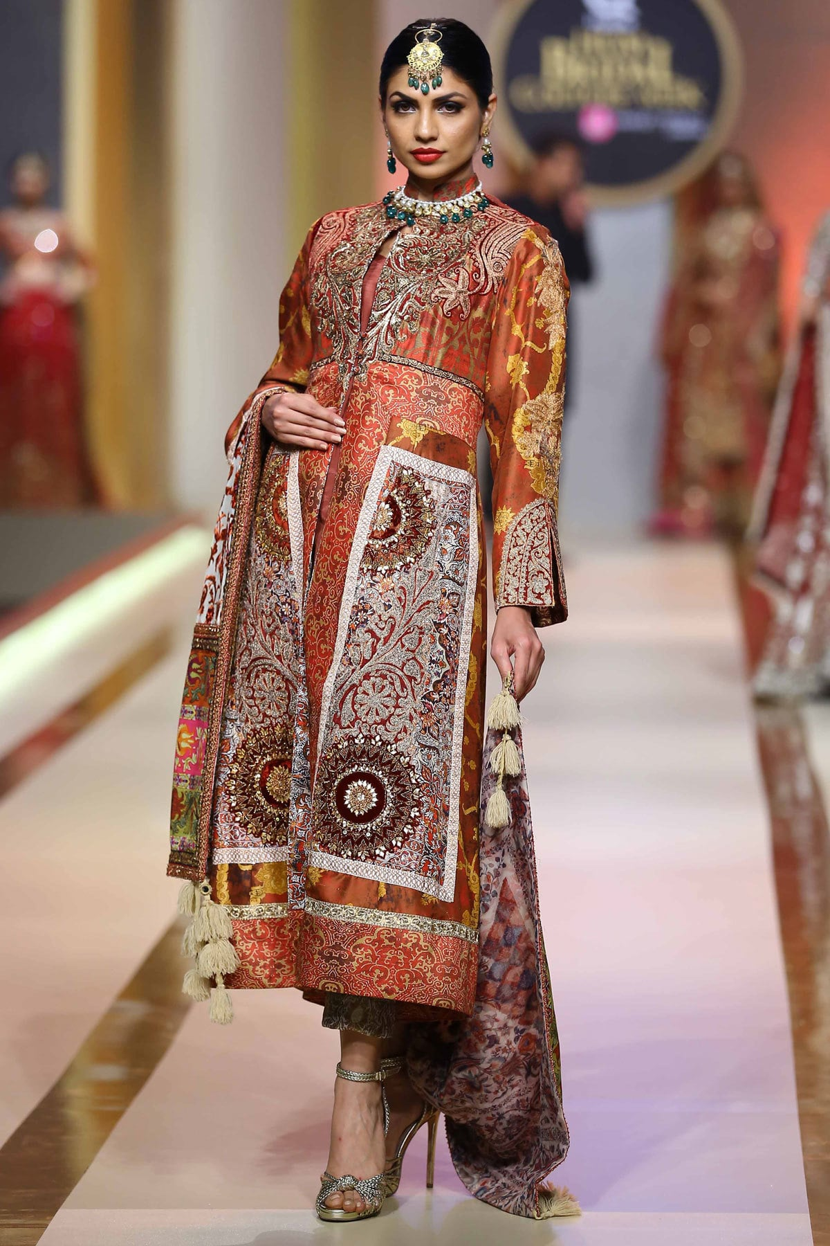 The Classic Red design, BCW Day 2. Photo: M. Haris Usmani, Ahsan Qureshy.
